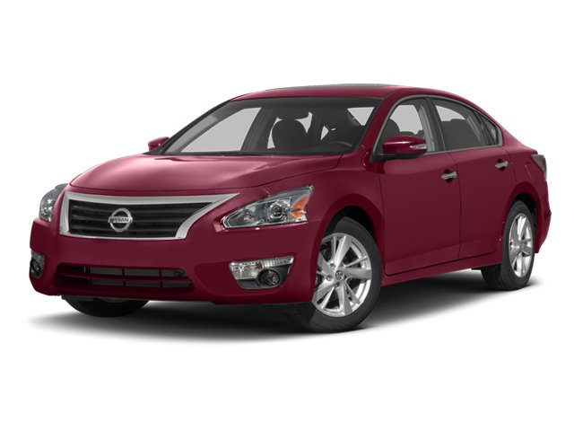 2013 Nissan Altima  Keyless Start Front Wheel Drive Power Steering 4-Wheel Disc Brakes Temporar
