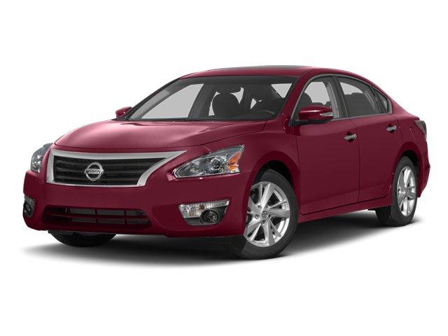2013 Nissan Altima 2.5 S Sedan 4D