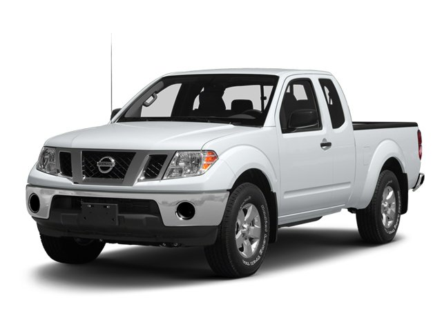 2013 Nissan Frontier 40L Rear Wheel Drive Power Steering 4-Wheel Disc Brakes Aluminum Wheels T