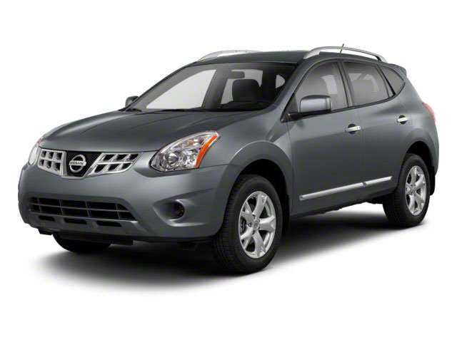 2013 Nissan Rogue S Front Wheel Drive Power Steering 4-Wheel Disc Brakes Wheel Covers Steel Whe