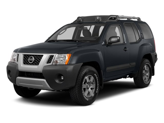 2013 Nissan Xterra Pro-4X LockingLimited Slip Differential Four Wheel Drive Tow Hooks Power Ste