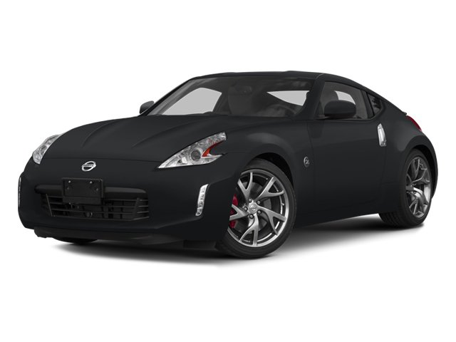 2013 Nissan 370Z 37L Rear Wheel Drive Power Steering 4-Wheel Disc Brakes Aluminum Wheels Tires