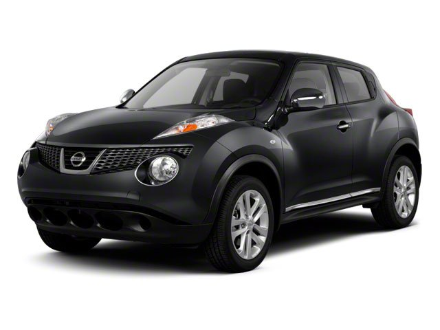 2013 Nissan JUKE SV Turbocharged Front Wheel Drive Power Steering 4-Wheel Disc Brakes Aluminum