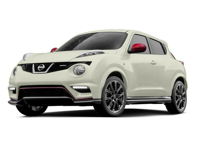 2013 Nissan JUKE NISMO Turbocharged All Wheel Drive Power Steering 4-Wheel Disc Brakes Aluminum