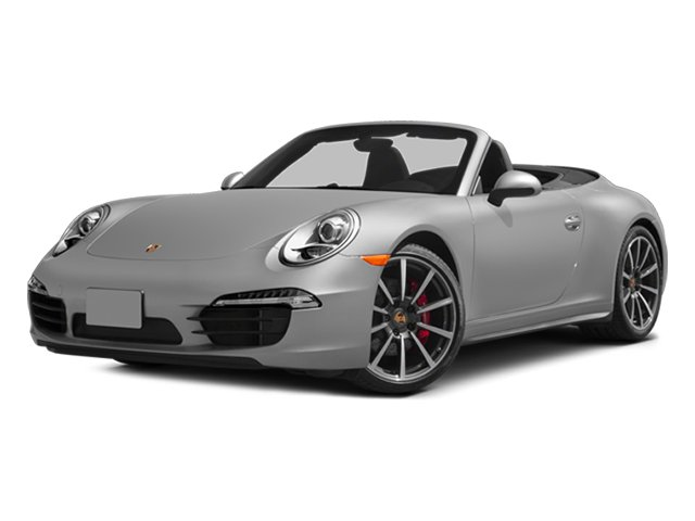 2013 Porsche 911 Carrera S LockingLimited Slip Differential Active Suspension Power Steering 4-