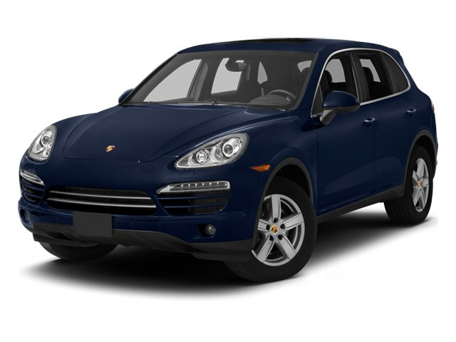 2013 Porsche Cayenne Diesel Sport Utility 4D Turbocharged All Wheel Drive Power Steering 4-Wheel
