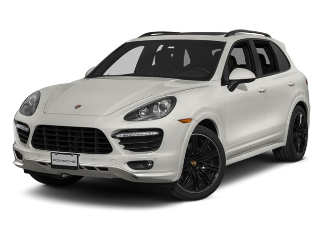 2013 Porsche Cayenne GTS Rear Spoiler All Wheel Drive Air Suspension Active Suspension Power St