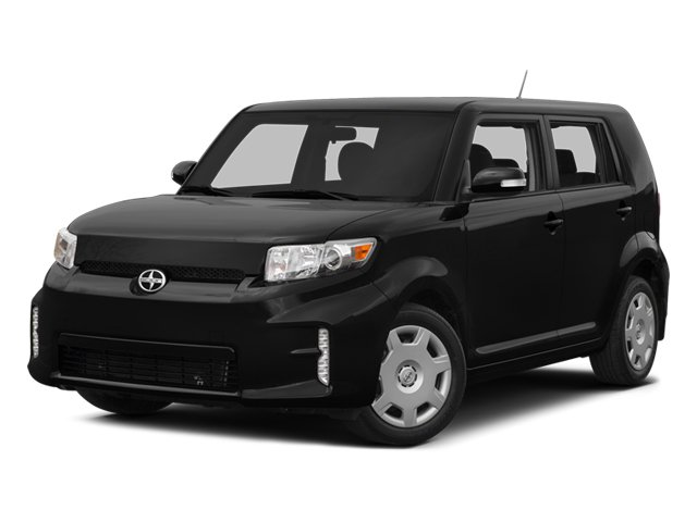 2013 Scion xB 5dr Wgn Auto Natl Front Wheel Drive Power Steering 4-Wheel Disc Brakes Wheel Cov