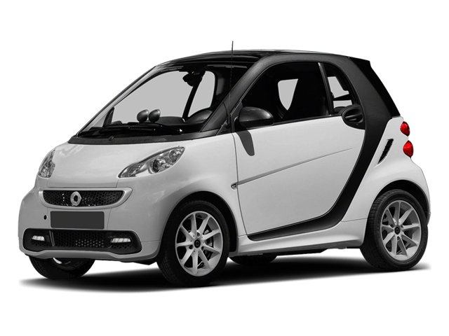 2013 Smart fortwo electric drive Base Electric Motor Rear Wheel Drive Manual Steering Power Stee