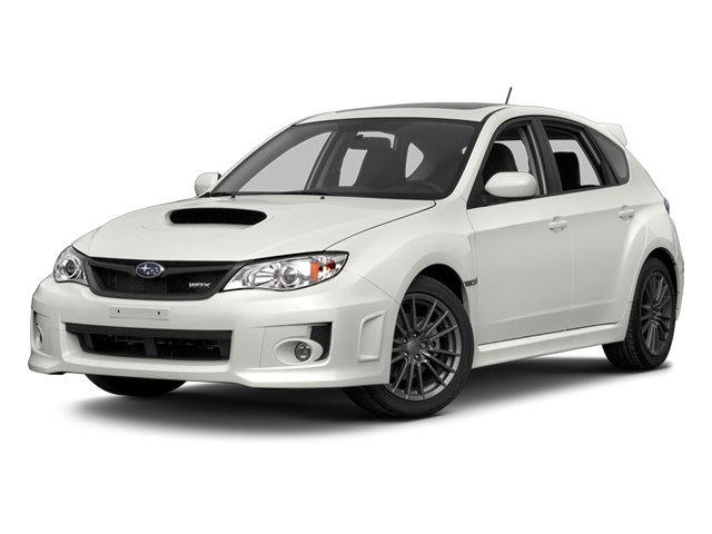2013 Subaru Impreza Wagon WRX WRX Turbocharged All Wheel Drive Power Steering 4-Wheel Disc Brake