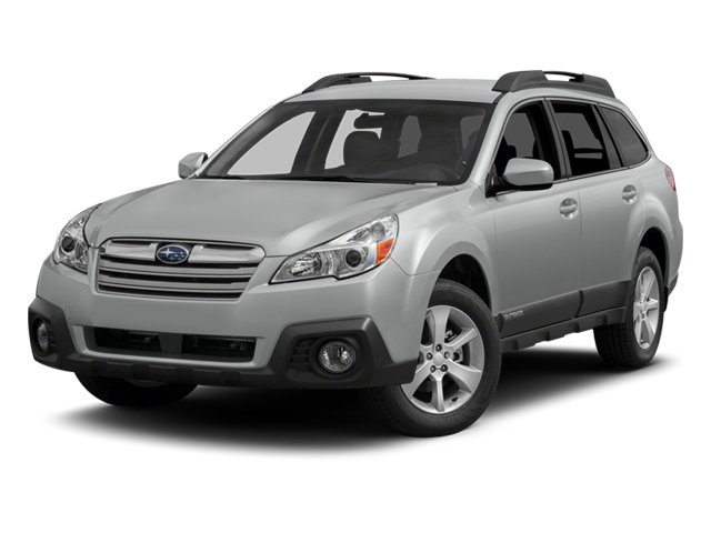 2013 Subaru Outback 36R Limited Reclining Heated Front Bucket SeatsPerforated Leather-Trimmed Uph