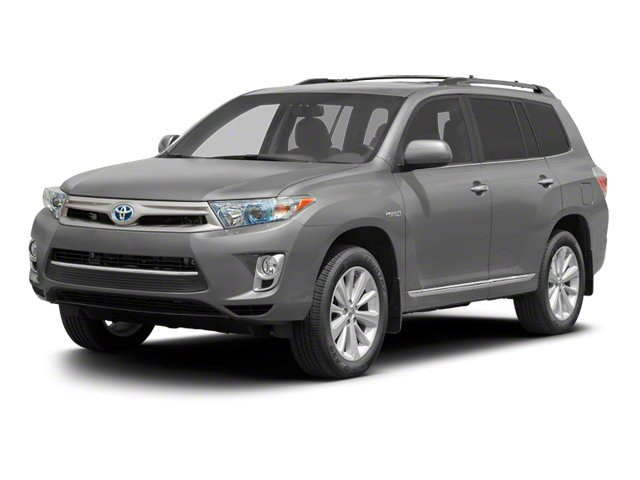 2013 Toyota Highlander Hybrid Limited Four Wheel Drive Power Steering 4-Wheel Disc Brakes Alumin