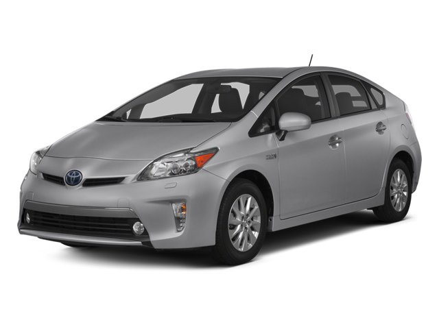 2013 Toyota Prius Plug-In Base Keyless Start Front Wheel Drive Power Steering 4-Wheel Disc Brake