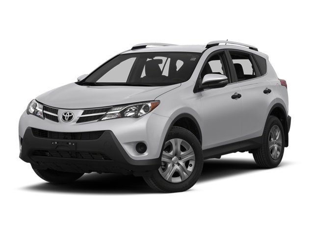 2013 Toyota RAV4 XLE Front Wheel Drive Power Steering 4-Wheel Disc Brakes Aluminum Wheels Tires