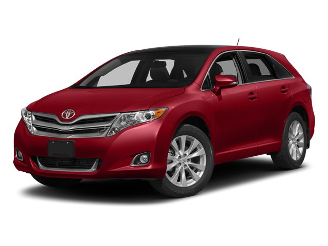 2013 Toyota Venza  All Wheel Drive Power Steering 4-Wheel Disc Brakes Aluminum Wheels Tires - F