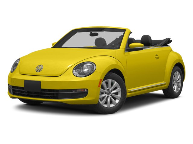 2013 Volkswagen Beetle Convertible 25L Front Wheel Drive Power Steering 4-Wheel Disc Brakes Alu