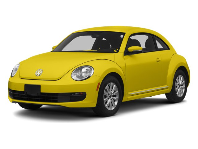 2013 Volkswagen Beetle 25L Front Wheel Drive Traction Control Power Steering 4-Wheel Disc Brake