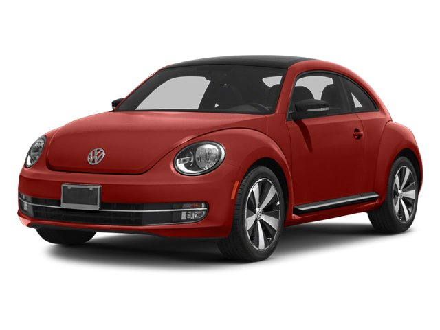 2013 Volkswagen Beetle Coupe Turbo Hatchback 2D Turbocharged Front Wheel Drive Traction Control