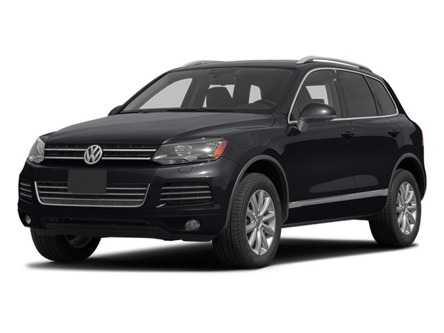 2013 Volkswagen Touareg Lux Turbocharged Four Wheel Drive Power Steering 4-Wheel Disc Brakes Ti