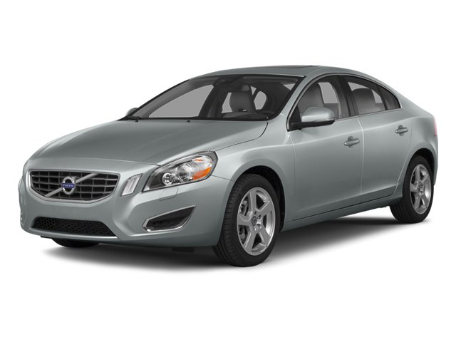 2013 Volvo S60 T5 A AC PST LI PMR AW PW PDL CC HS RNW Turbocharged Front Wheel Drive Power Steer