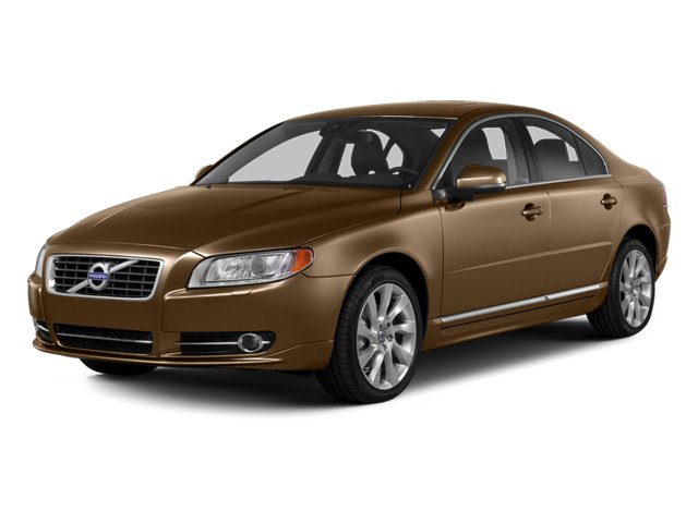 2013 Volvo S80 T6 Turbocharged All Wheel Drive Power Steering 4-Wheel Disc Brakes SunMoonroof