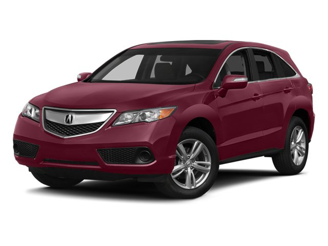2014 Acura RDX  Front Wheel Drive Power Steering ABS 4-Wheel Disc Brakes Brake Assist Aluminum
