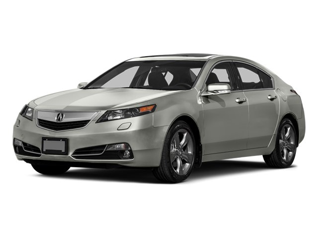 2014 Acura TL  Front Wheel Drive Power Steering ABS 4-Wheel Disc Brakes Brake Assist Aluminum
