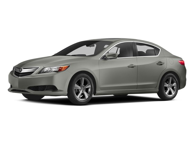 2014 Acura ILX 20L POLISHED METAL METALLIC Front Wheel Drive Power Steering ABS 4-Wheel Disc B