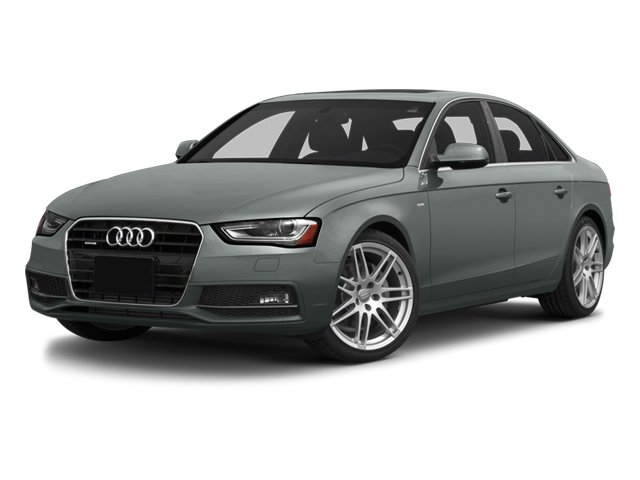 2014 Audi A4 Premium PR HS ACARE RNW Turbocharged All Wheel Drive Power Steering ABS 4-Wheel D