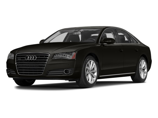 2014 Audi A8 30T Supercharged All Wheel Drive Air Suspension Active Suspension Power Steering