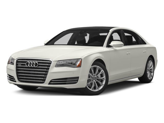 2014 Audi A8 L 40T Turbocharged All Wheel Drive Air Suspension Active Suspension Power Steerin