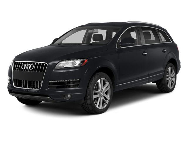 2014 Audi Q7 30T S line Prestige Supercharged All Wheel Drive Power Steering ABS 4-Wheel Disc