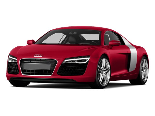 2014 Audi R8 V8 All Wheel Drive Active Suspension Power Steering ABS 4-Wheel Disc Brakes Brake