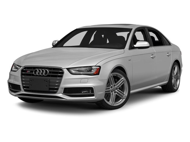 2014 Audi S4 PREMIUM PLUS AUDI MMI NAVIGATION PLUS PACKAGE  -inc TFT color  WVGA  7 display scree