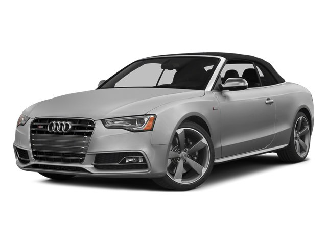 2014 Audi S5 Premium Plus Supercharged All Wheel Drive Power Steering ABS 4-Wheel Disc Brakes