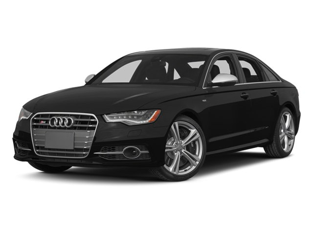 2014 Audi S6 Prestige Turbocharged All Wheel Drive Air Suspension Active Suspension Power Steer