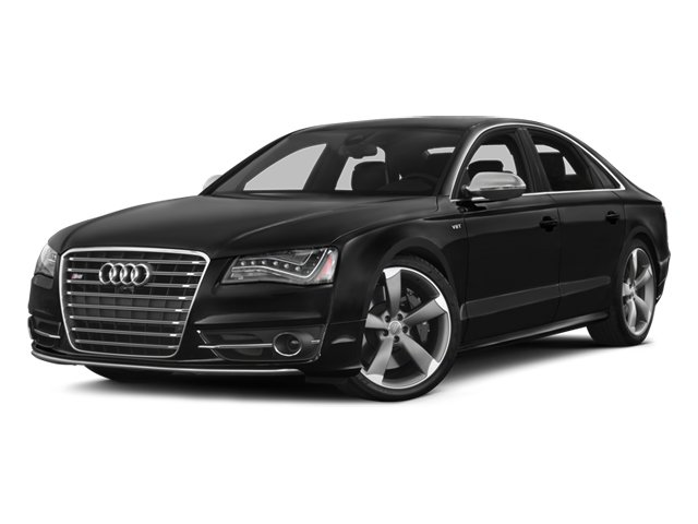 2014 Audi S8  Turbocharged All Wheel Drive Air Suspension Active Suspension Power Steering ABS