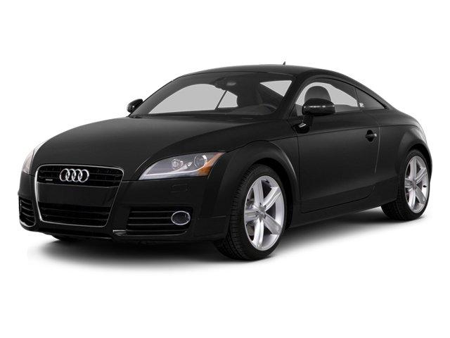 2014 Audi TT 20T Turbocharged All Wheel Drive Power Steering ABS 4-Wheel Disc Brakes Brake As