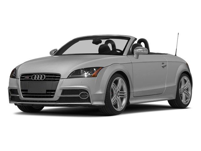 2014 Audi TTS 2.0T