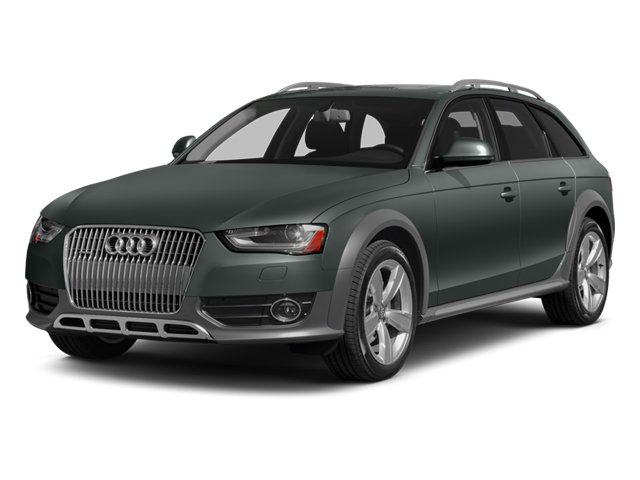 2014 Audi allroad Premium Turbocharged All Wheel Drive Power Steering ABS 4-Wheel Disc Brakes