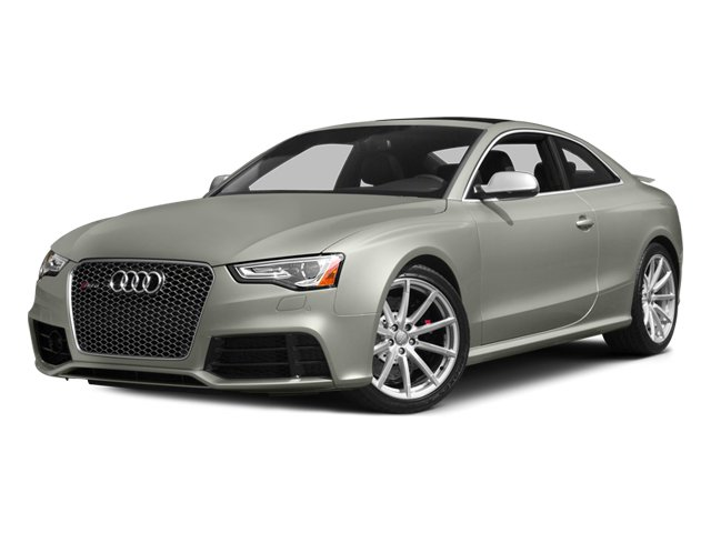 2014 Audi RS 5  A AC AW AWD PMR CD AB FN PW PDL CC RNW All Wheel Drive Power Steering ABS 4-Whe