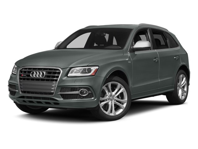 Used 2014 Audi SQ5 in Puyallup, WA