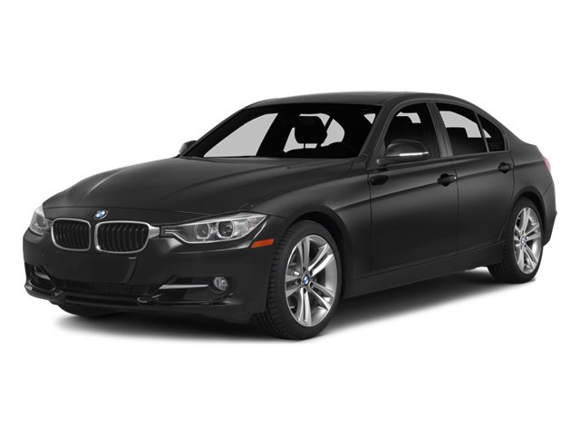 2014 BMW 3 Series 328i Turbocharged Rear Wheel Drive Power Steering ABS 4-Wheel Disc Brakes Br