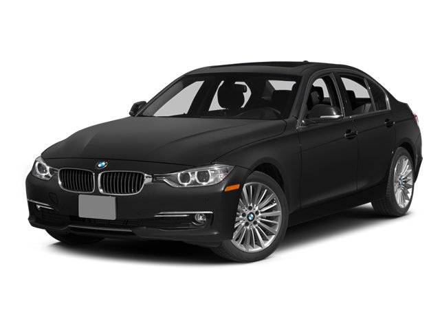 2014 BMW 3 Series 328d Turbocharged Rear Wheel Drive Power Steering ABS 4-Wheel Disc Brakes Br