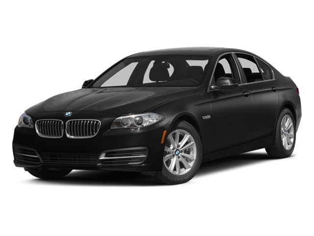 2014 BMW 5 Series 528i xDrive Turbocharged All Wheel Drive Power Steering ABS 4-Wheel Disc Brak