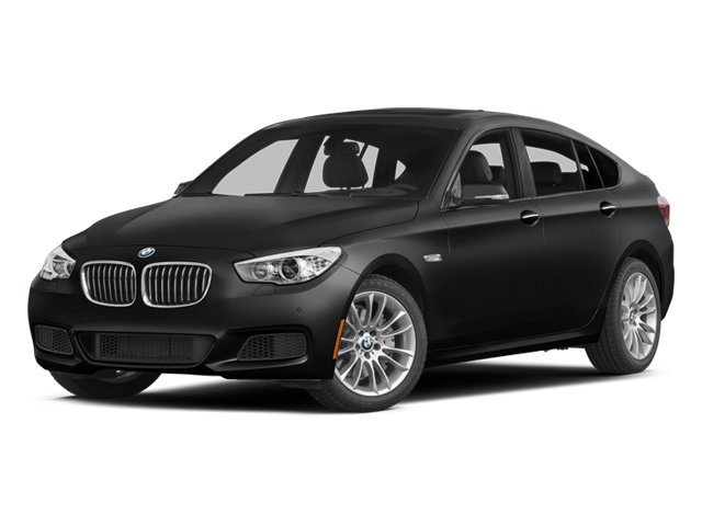 2014 BMW 5 Series Gran Turismo 535i Turbocharged Rear Wheel Drive Air Suspension Power Steering