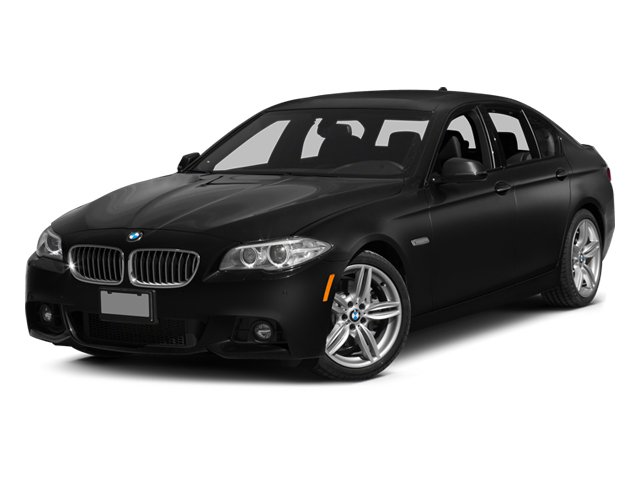 2014 BMW 5 Series 535d Turbocharged Rear Wheel Drive Power Steering ABS 4-Wheel Disc Brakes Br