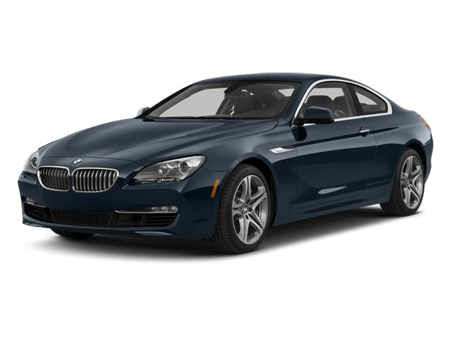 2014 BMW 6 Series 650i Turbocharged Rear Wheel Drive Power Steering ABS 4-Wheel Disc Brakes Br
