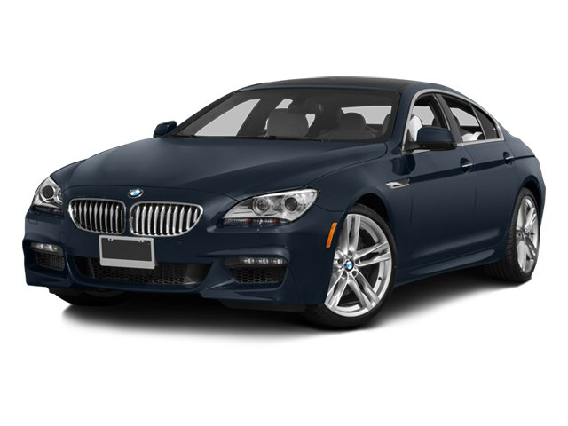 2014 BMW 6 Series 650i Turbocharged Rear Wheel Drive Power Steering ABS 4-Wheel Disc Brakes Br