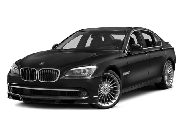 2014 BMW 7 Series  Turbocharged Rear Wheel Drive Active Suspension Power Steering ABS 4-Wheel